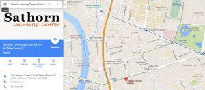 SLC google map